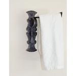 Kovaný držák na ručník