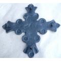 Kovaný kříž, kovaná ozdoba