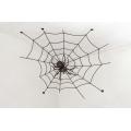 Kovaná plastika Pavouk na pavučině