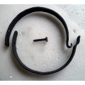 Kovaná obruč - průměr 20 cm