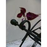 Kovaný stojan na květiny