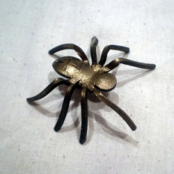 Kovaný pavouček 05