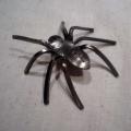 Kovaný pavouček 07