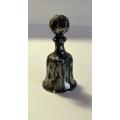 Kovaný zvon, kovaný zvonek, kovaný zvoneček - J