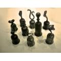 Kované zvonky, zvonečky